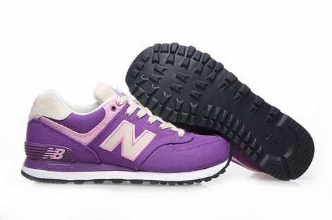 basket new balance running pas cher