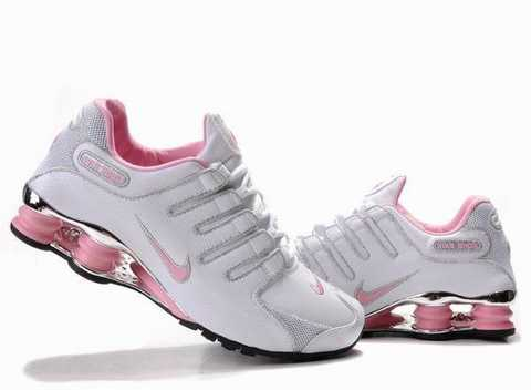 Nike Baskets Shox Rivalry Femme